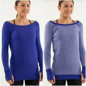 Lululemon Reversible Chai Time Pullover Sweater 6